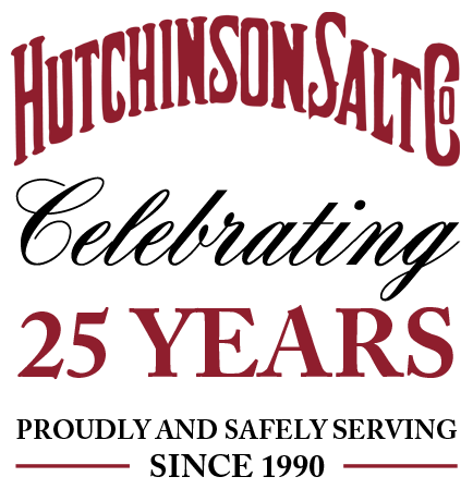 Hutchinson Salt - 25 Years Proudly and Safely Serving
